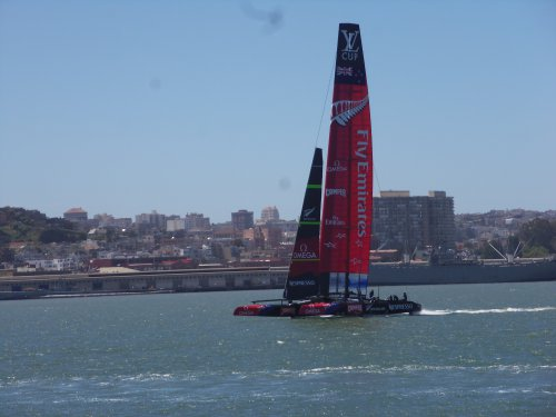 Bateau Oracle Team